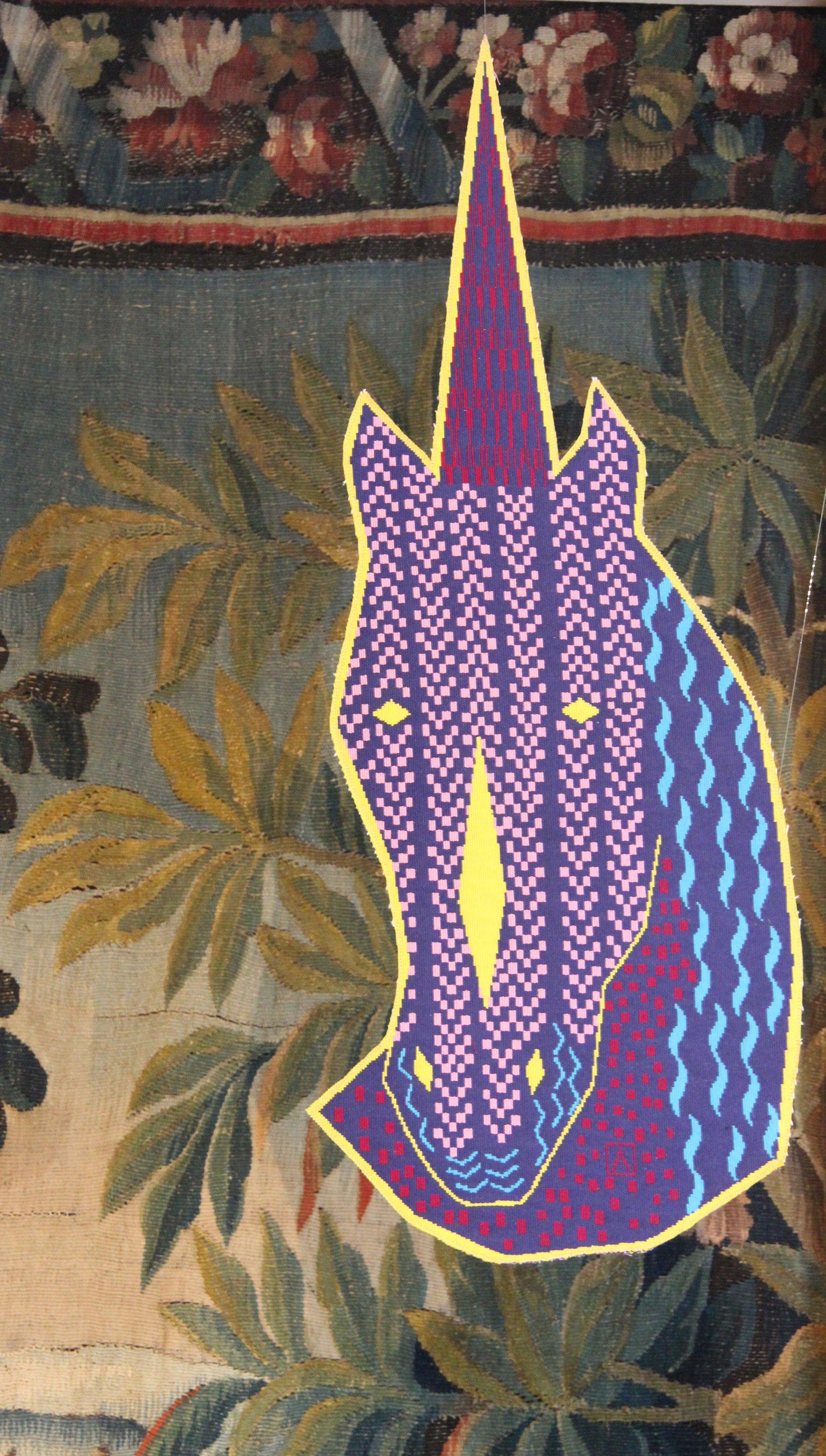 marie aurore sticker metral atelirer d'aubusson