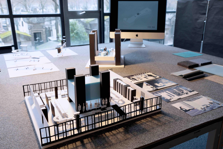 école Camondo - Architecture intérieure et design