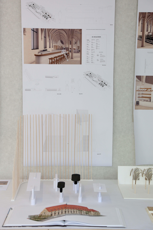 Diplômes architecte d\'intérieur-designer 2018 - École Camondo