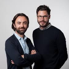 Florent Linker et Guillaume Garnier Garnier