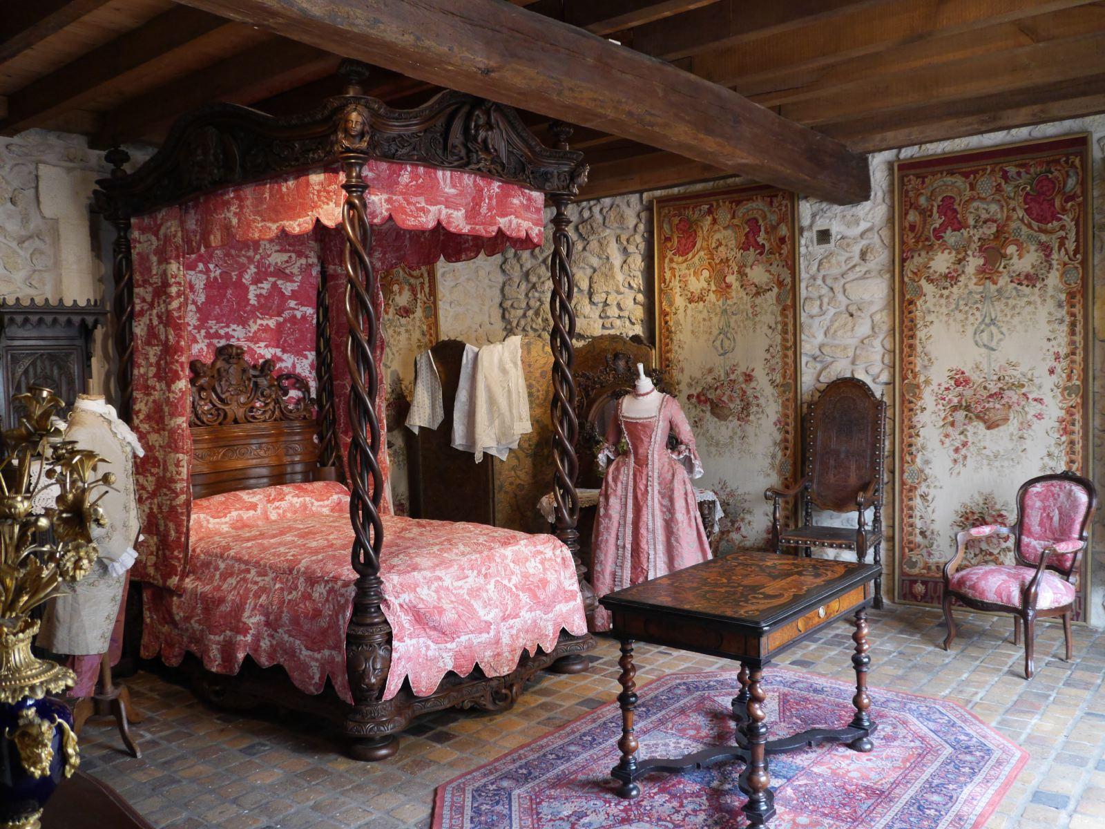 Beautiran-Musée des Techniques-la chambre-©.JPG