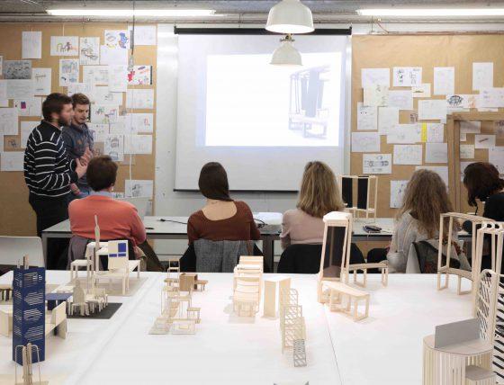 Workshop Tectona, école camondo @ B. Heller