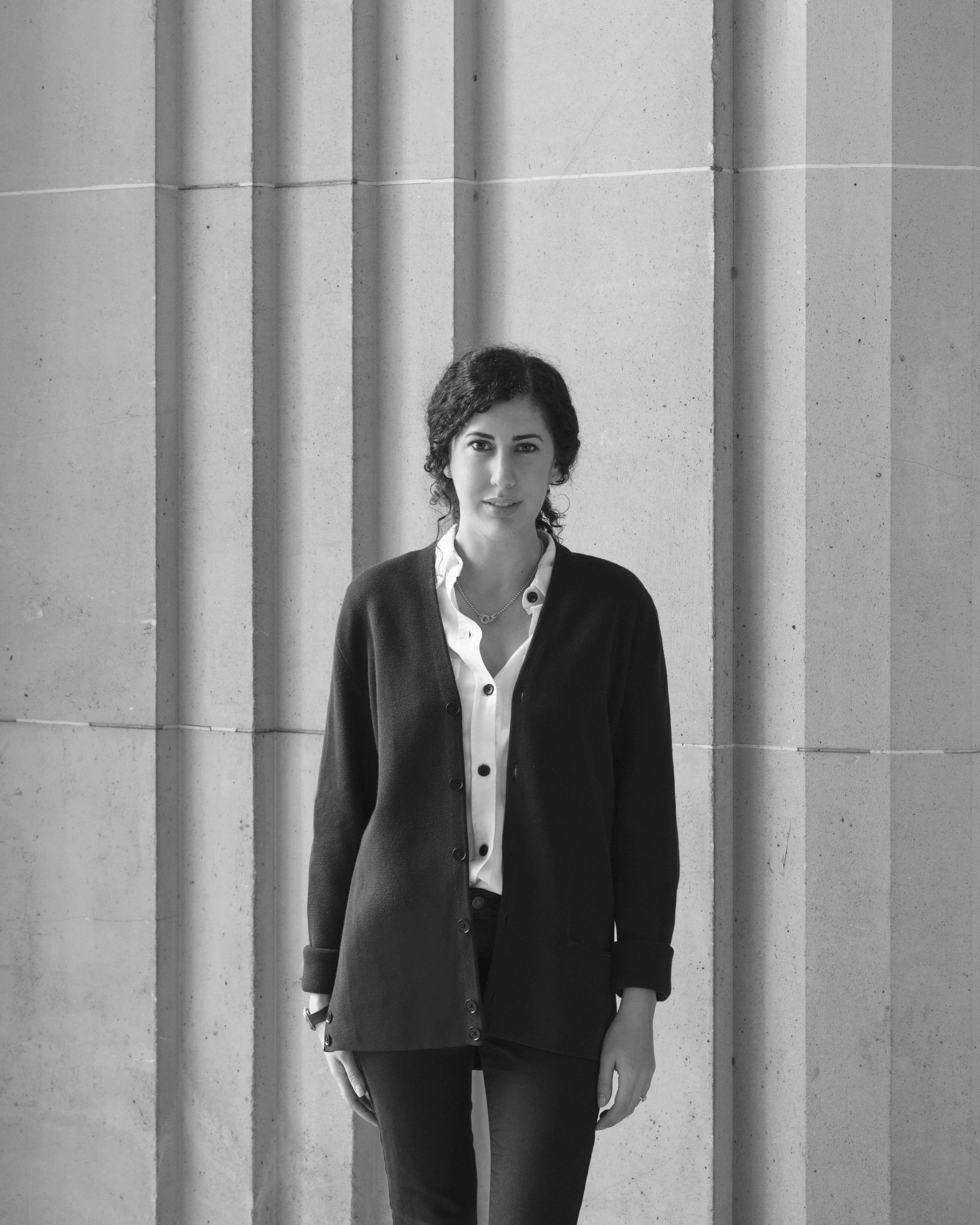 Emmanuelle Simon Architecte d'intérieure Ecole Camondo