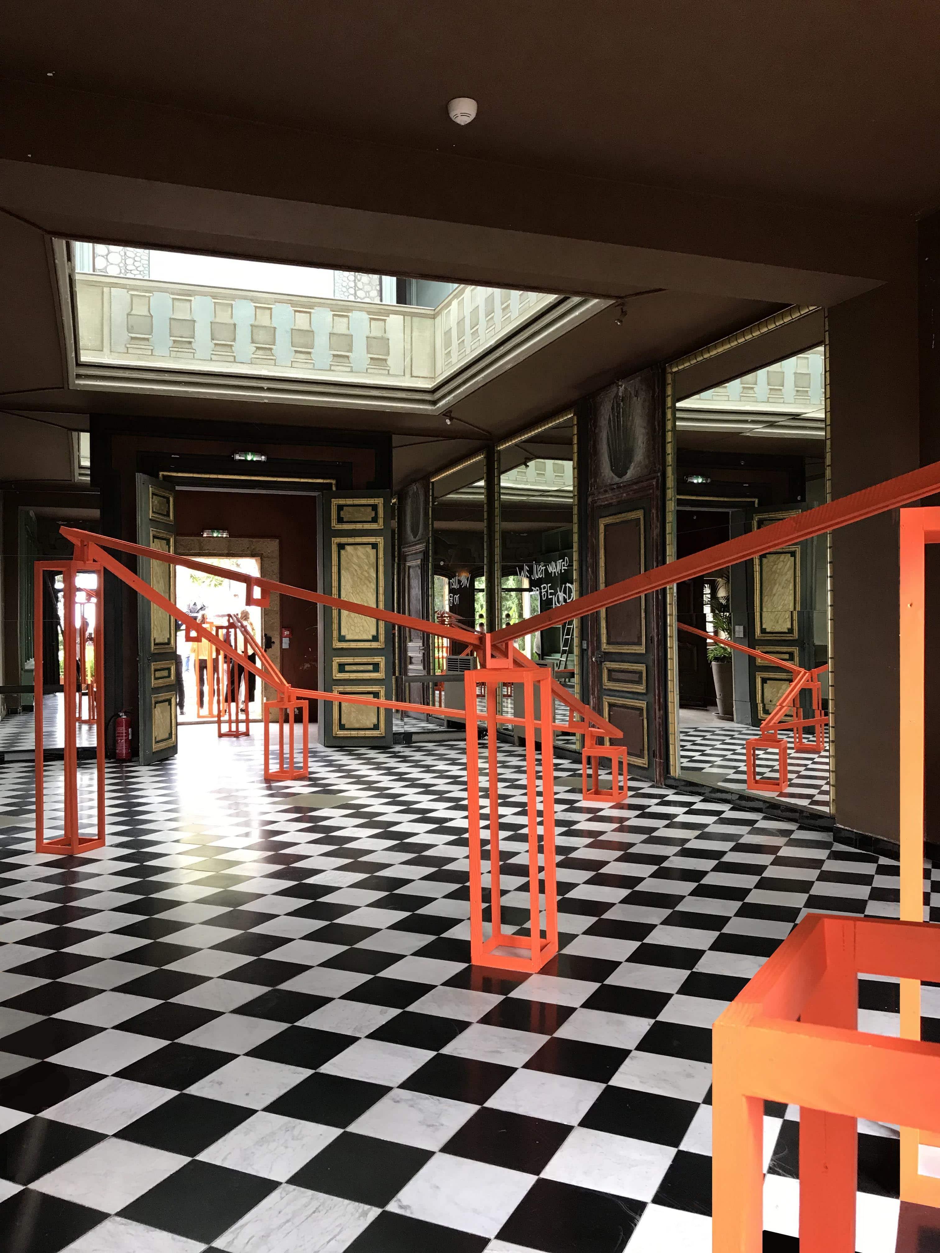 Villa trnasformiste workshop de Camondo Méditerranée avec la HEAD-Genève à la Villa Romaine acquise par l'agglomération TPM